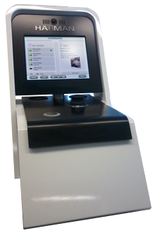 HARMAN Technologie Demonstrator '2012 TD Mini'